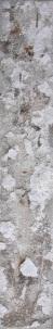 Thaw / 240x40cm  - 2012 / Technique mixte sur toile – mixed media on canvas
